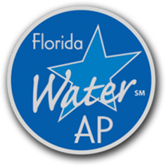 Florida Water Star accredited professional logo