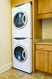Florida Water Star Washer and Dryer